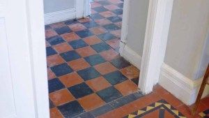 Restoring Quarry Tiles Penraevon