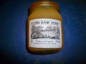 1-Jar of PBKA honey
