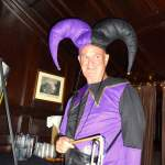 Court Jester at Penrith Beekeepers Banquet 2015
