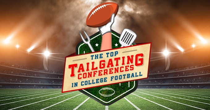 Best Conferences for College Football Tailgating
