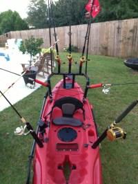 Diy Rod Holder For Kayak - Diy (Do It Your Self)