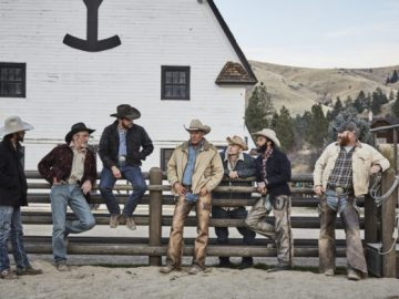 Yellowstone is one of the most watched programs on television 2