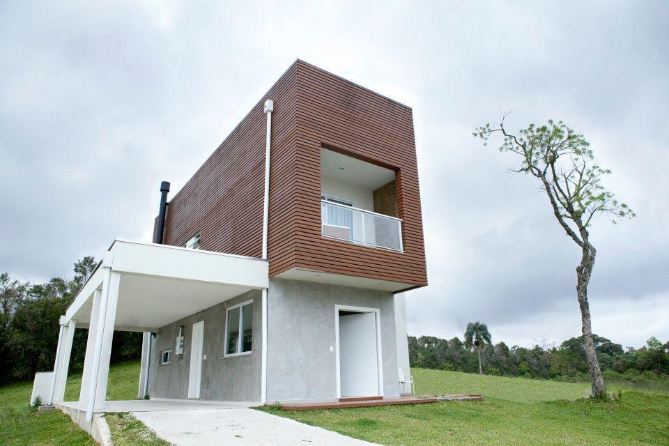 Casas ecolgicas no Brasil  Pensamento Verde
