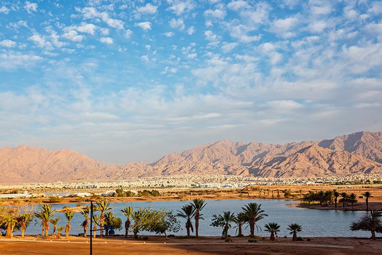 Jordânia está se tornando um deserto verde - Pensamento Verde