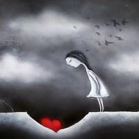 O luto após o término de um relacionamento