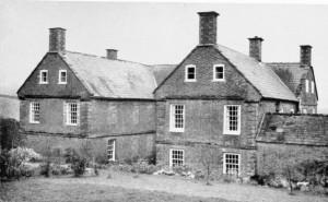 Bettiscombe manor