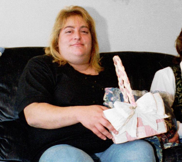 Sharon Lopatka, la donna che voleva morire
