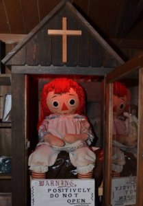 annabelle real