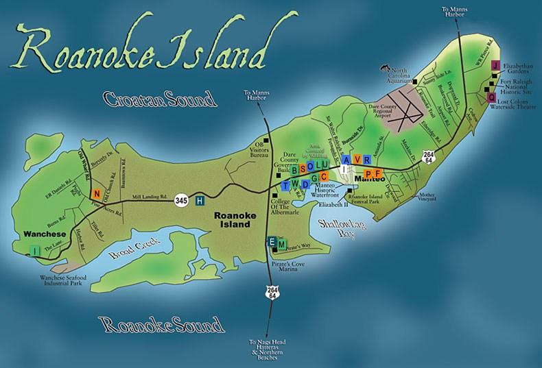 Il mistero della colonia perduta di Roanoke Island