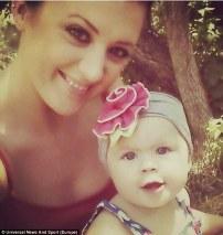 Jennifer Groesbeck e sua figlia Lily