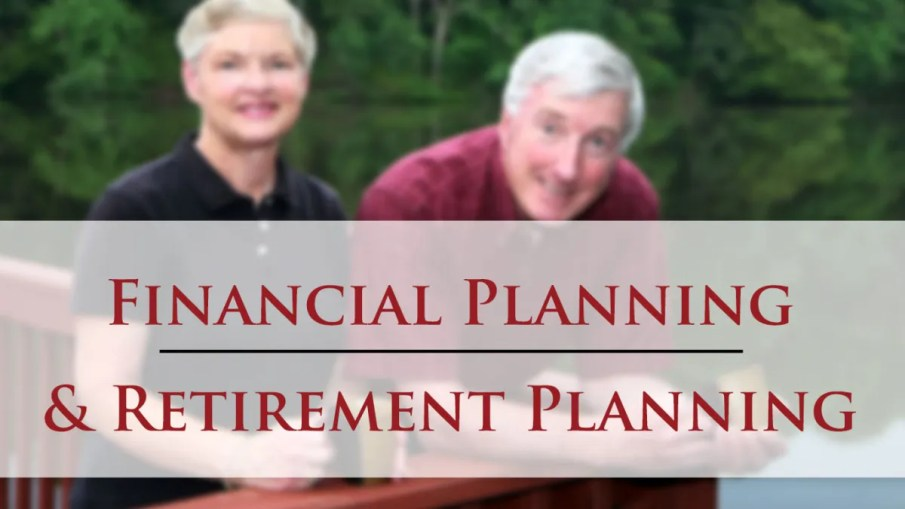 Financial Planning Retirement Planning Pension Investors