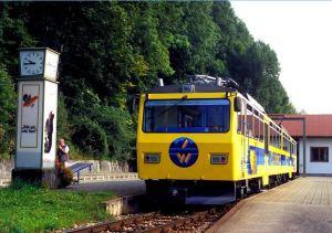 Wendelstein Bahn