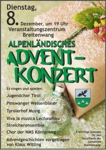 Adventkonzert 2015
