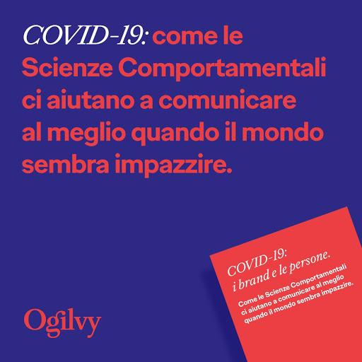 Paper Ogilvy. Covid-19: i brand e le persone