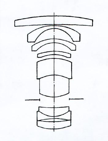 Pentacon Six: shift lens uses