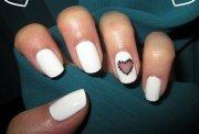 latest nail polish art design