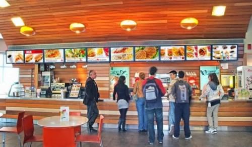 «Νηστίσιμα έχετε;» (Σαρακοστιανό τραπέζι στο...fast-food)