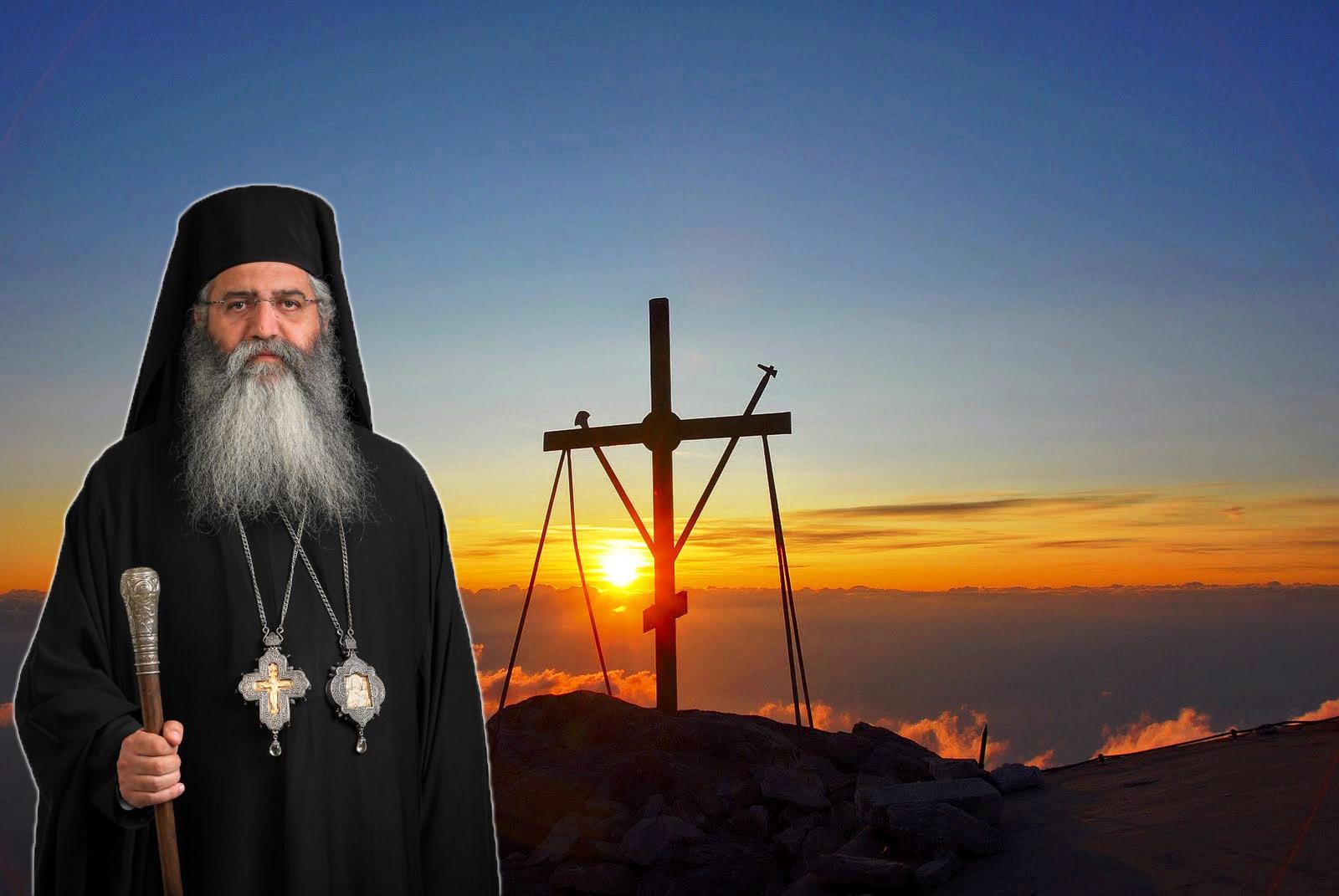 Αποτέλεσμα εικόνας για Μόρφου Νεόφυτος: Η πίστη ως στήριγμα στα γεγονότα που έρχονται (ΒΙΝΤΕΟ)