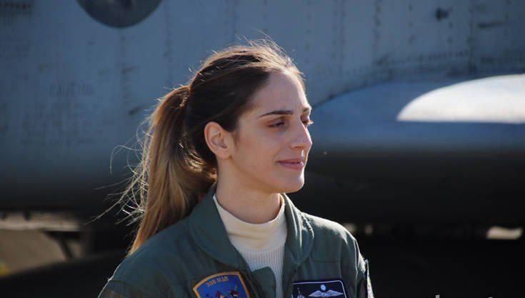 Κυρίαρχη των αιθέρων: Η μοναδική Ελληνίδα πιλότος F-4 Φάντομ που «σκλάβωσε» τις ΗΠΑ