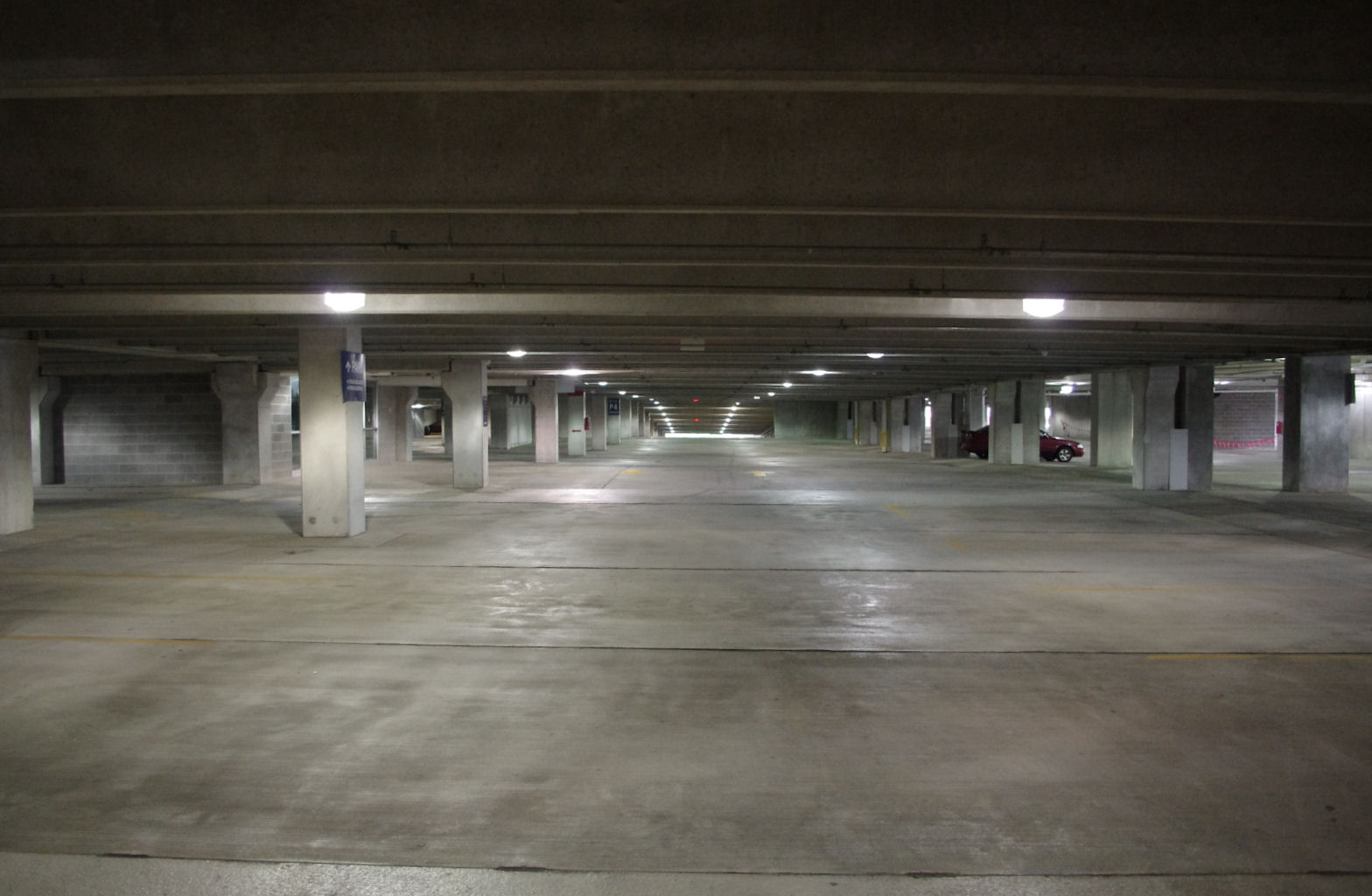 Almost Empty Garage  Pentax User Photo Gallery