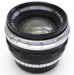 Takumar 58mm F2 Reviews - M42 Screwmount Normal Primes - Pentax Lens Reviews & Lens Database
