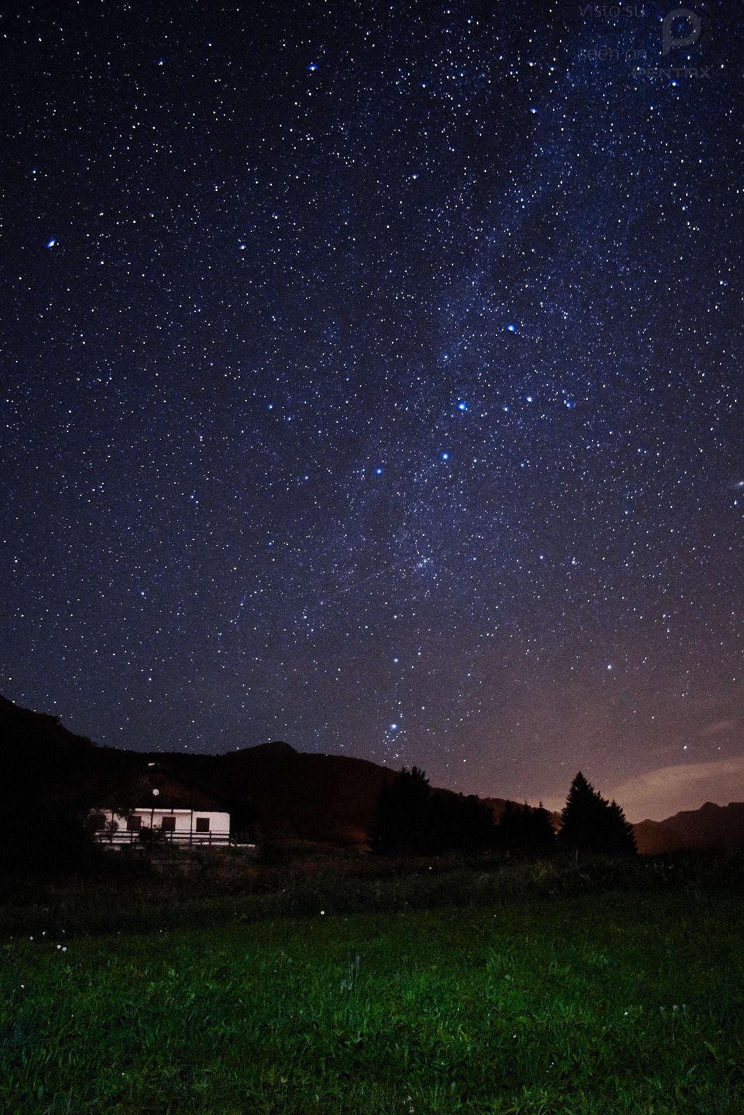 Pentaxiani  Leggi argomento  Paesaggi notturni