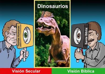¿Los Dinosaurios?