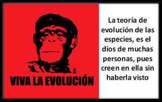 Evolución – ¿Ciencia o Religión?