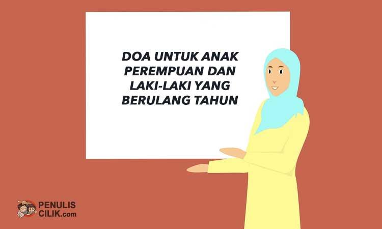 Kata Mutiara Islami Untuk Anak Perempuan Kecil - Ragam Muslim