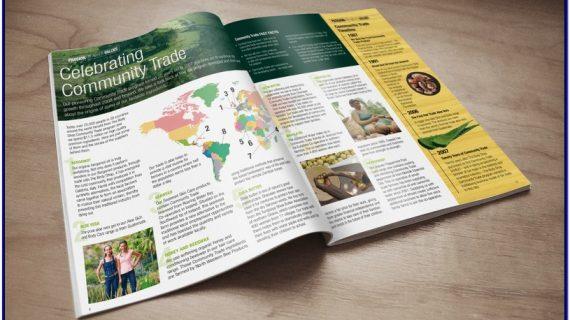 contoh majalah internal perusahaan