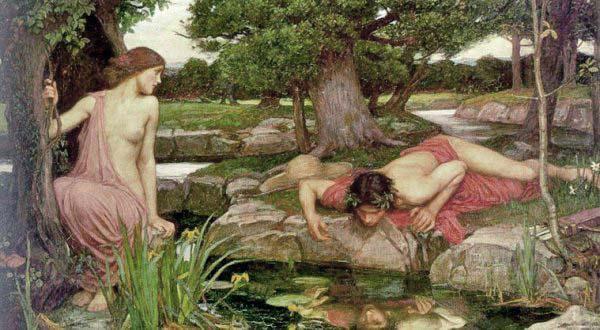 narcissus dan echo