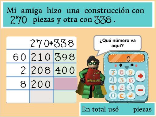 ¿Cuántas piezas ha utilizado? (1-999)