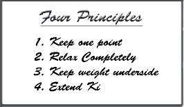 Aikidoka principles