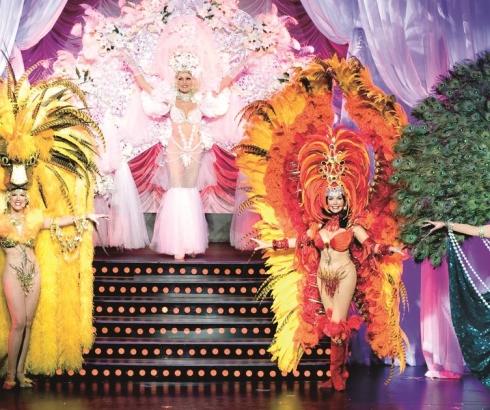 Palm Springs Follies – Od starijih za starije