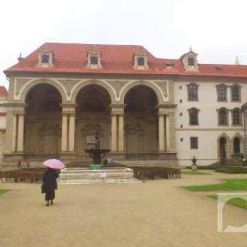 Vrt palate Valenštajn u Pragu