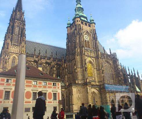 Katedrala Svetog Vida na Hradčanima u Pragu