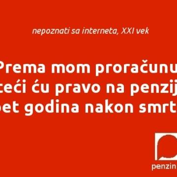 Penzije u Srbiji 2015 – Suma sumarum