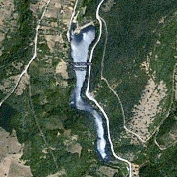 Rastovničko jezero kod Prokuplja