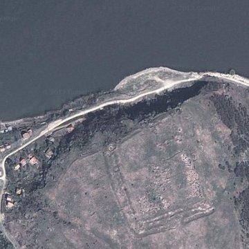 Ramsko jezero na Dunavu kod Rama