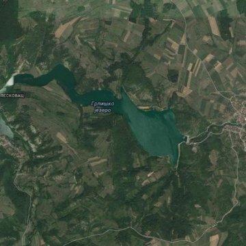 Grliško jezero kod Zaječara