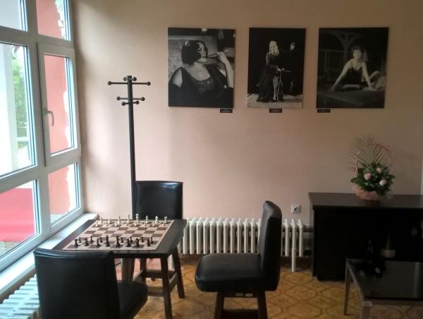 Prostor za igranje šaha Dom Voždovac Beograd