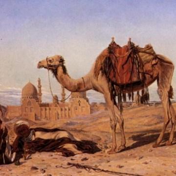Milica – Mima (Čačak): U Egiptu