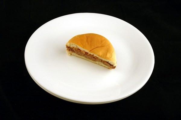 čizburger - 75 grama = 200 kalorija