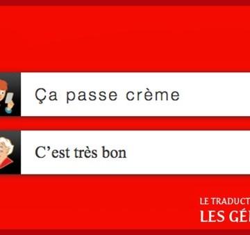 Francuski prevodilac spaja generacije