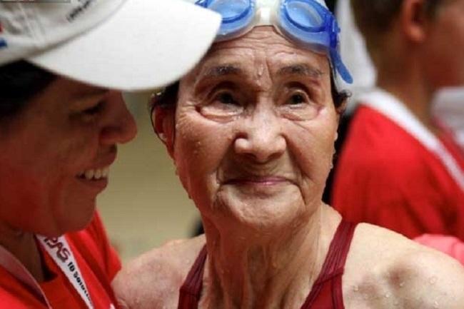 Rekordni broj japanskih stogodišnjaka