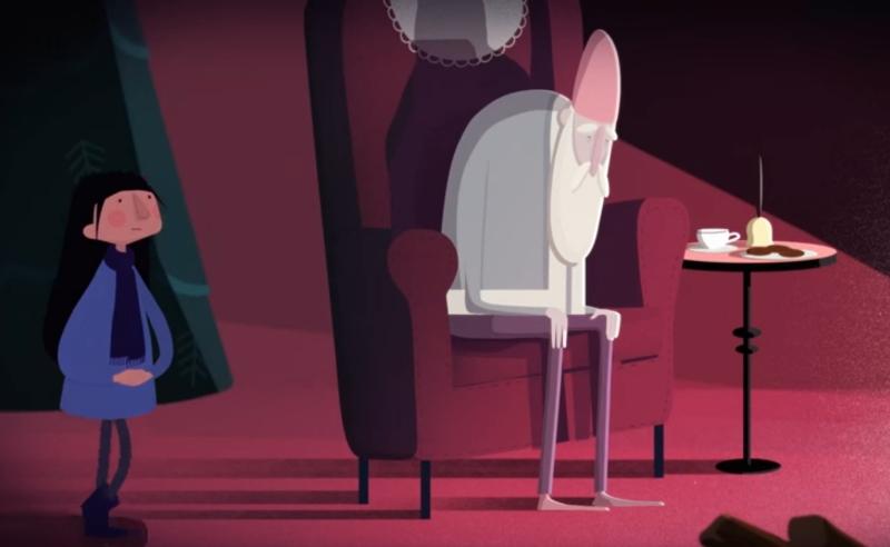 Deda Mraz sa Alchajmerom – animirani film (VIDEO)