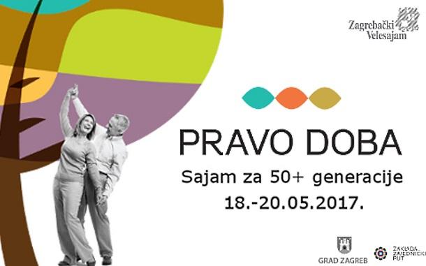 PRAVO DOBA – Sajam za 50+ generacije (Promo)