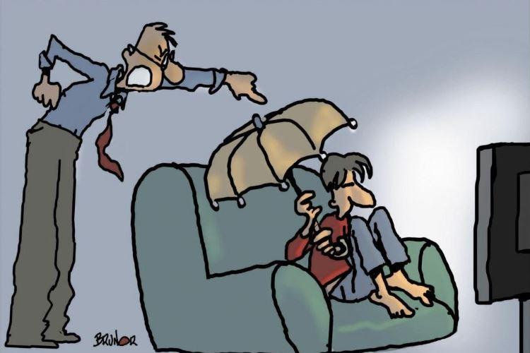 Davanje saveta odraslom detetu