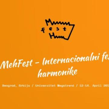 7. Internacionalni Festival Harmonike – MehFest 2019