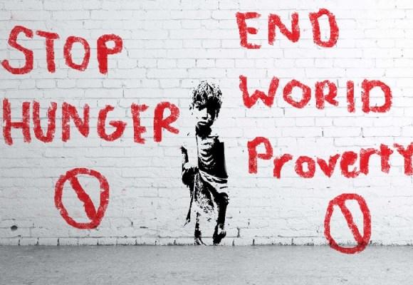 Rešiti problem gladi, pod hitno
